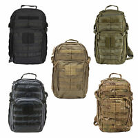 5.11 RUSH12 Tactical Backpack, Small, 24 Liter, MOLLE, Style 56892