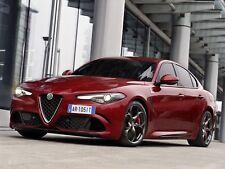 ADESIVO STICKER Alfa Romeo Giulia Quadrifoglio Verde