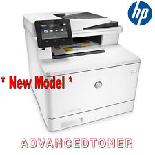 HP M477FDW (CF379A) Laser Jet Pro Colour M/F Printer, Duplex,Wi-Fi + Warranty