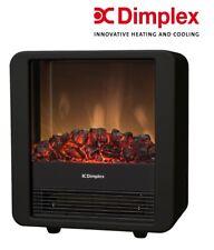 New Dimplex Opti Flame 1.5kW Mini Cube Portable Electric Fire Heater Black