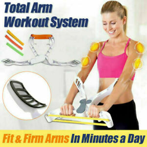 New Wonder Arms Total Workout System Resistance Training Bands Arm Exercise