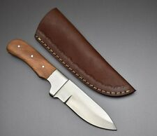 Custom Handmade Carbon Steel outdoor Hunting camping knife Survival Tactical EDC