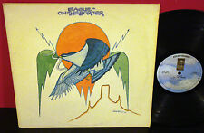 THE EAGLES On The Border 1974 ASYLUM Classic Rock RCA Music Club LP