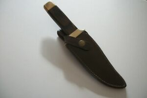 1975 SMITH & WESSON 104 Bowie Knife With Original Scabbard