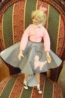 "Ashton Drake Galleries Doll ""Peggy Sue"" with catalog"