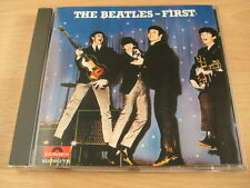 CD  The Beatles  FIRST   Polydor  829 951-2   Made in Germany   Bert Kaempfert