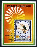 Obervolta MiNr. Block 6 postfrisch MNH Olympiade 1972 München (Oly683