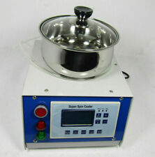 12A laboratory Super Glue Spin Coater Spinner Spin Coating Machine