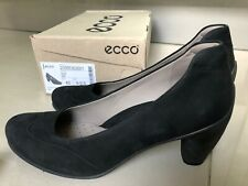 BNWB ECCO Sculptured 65, Women's Court Shoes Black (Black2001)  UK 7 EU 40 NEW