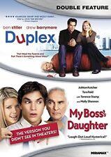 Duplex / My Boss's Daughter [New DVD]