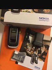 Brand New (BOXED) Nokia 6131 - Black (Unlocked) Mobile Phone (33606) - UK Seller