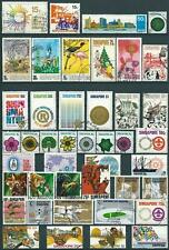 Singapore - Lot With Used Stamps - Mixed Condition - 6 Scans