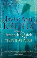 The Perfect Poison: Number 6 in series (Arcane Society) - New Book Quick, Amanda