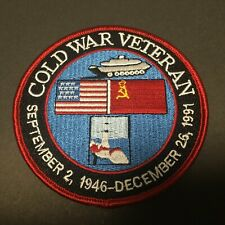 Us Forces Cold War Veteran Patch