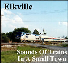 Train Sound CD: Sounds Of Trains In A Small Town