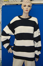 Jeantex montpellier jersey de punto blanco/azul nuevo talla M, L y XL OVP € 99,90