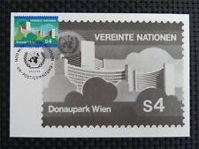 Onu Viena Mk 1979 maximum tarjeta Carte maximum card mc cm c2712
