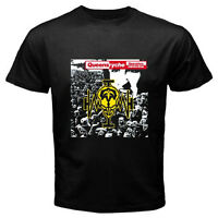 New QUEENSRYCHE Operation Mind Crime Logo Men's Black T-Shirt Size S to 3XL