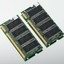 1GB 2x 512MB PC2100 DDR266 200PIN 512MB 266Mhz Laptop-Speicher SO-DIMM RAM