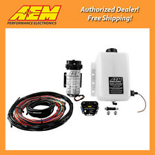 AEM V2 1 Gallon Water/ Methanol Injection Kit, Multi Input Controller 30-3350