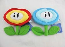 2pcs Super Mario Bros. Fire Flower & Ice Flower Nintendo Plush Doll Xmas Gift