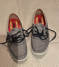 Sketchers Goga Max Stripped Walking Lace Up Shoes 5/38