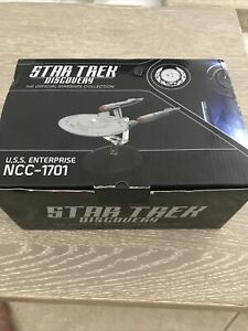 Eaglemoss Star Trek Discovery Starship USS Enterprise NCC-1701 No Magazine