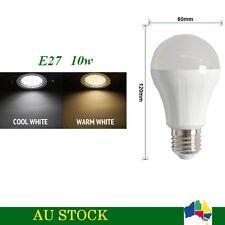 5 x AC 230V E27 LED 10W Globe Bulb TJ-A60 Light Lamp