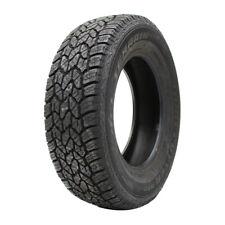 1 New Delta Sierradial A/t Plus  - Lt245x70r17 Tires 2457017 245 70 17