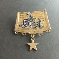 Disney Store Cast Member Exclusive Be Our Guest Guest Service Award Pin 119211