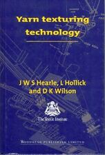 Woodhead Publishing Series in Textiles: Yarn Texturing Technology by L....