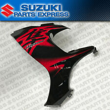 2011 SUZUKI HAYABUSA GSX1300R OEM BLACK LH LEFT SIDE FAIRING 94460-15H21-YAY
