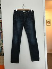 Country Road Blue Womens Jeans. Low Rise Skinny Jeans. Size 10. 100% Cotton