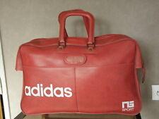 Vintage bag sac sport adidas old Gym Bags Backpack walks Travel sholdall rare