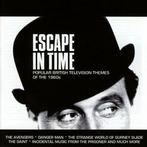Various – Escape In Time Popular British Television Themes Of The 1960s  New cd