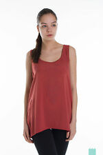 TOP T-SHIRT DONNA TOM TAILOR MICROMODAL Tg. XL WOMEN'S SPRING/SUMMER MIX TOP