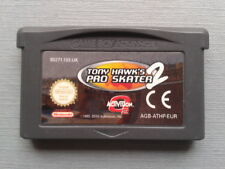 NINTENDO GAME BOY ADVANCE GBA TONY HAWK PRO SKATER 2 SOLO CARTUCHO PAL!