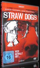DVD STRAW DOGS - WER GEWALT SÄT - SAM PECKINPAH THRILLER mit DUSTIN HOFFMAN *NEU