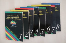 1987 World Athletics Championships Full Programme - All 8 volumes