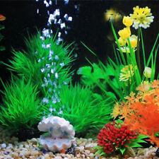 Shell Pearl Air Stone Shell Bubbler Bubbling Decor Tank Fish Ornament AquariRIB