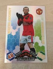 Premier League Manchester United Football Trading Cards & Stickers (2009-2010 Season
