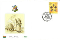 Apimondia Bee Keepers Republic Of Ireland First Day Cover July 2005 U1714