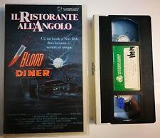 VHS - IL RISTORANTE ALL'ANGOLO di Jackie Kong [VESTRON]