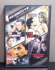 Fast Action Collection: 4 Film Favorites   (2 DVD Set)    LIKE NEW