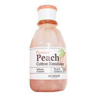 Skinfood Peach Cotton Emulsion 140ml