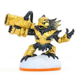 Gioco personaggio singolo usato garantito SKYLANDERS GIANTS JET-VAC GOLD