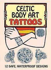 Celtic Body Art Tattoos by Anna Pomaska (Paperback, 2001)