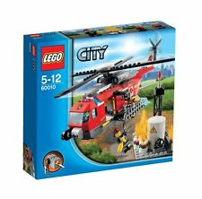 Lego City 60010 Fire Helicopter 232 PCS