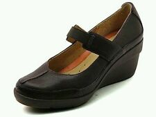 Clarks Wedge Slingbacks Standard Width (D) Heels for Women