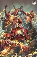 Flash #57 Porter Variant Cover 10/24/18 DC Comics 2018 NM 1st Print